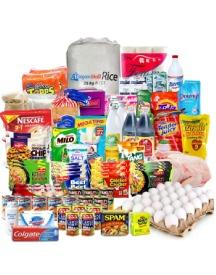 Get Flat 5% OFF On Online Grocery