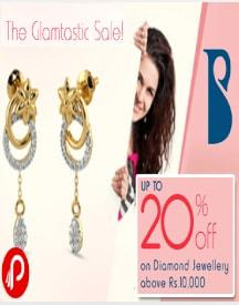 Bluestone Exclusive Offer: Up To 20% OFF On Jewellery