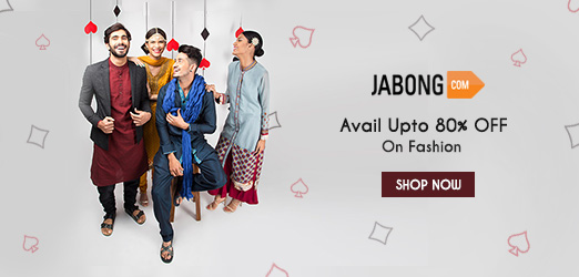 Grab Upto 80% Discount On Massive Collection