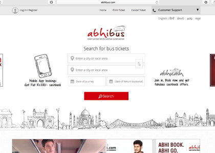 AbhiBus Promo Codes | Coupons | Offers