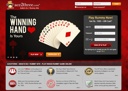 Ace2Three Promo Codes | Coupons | Offers