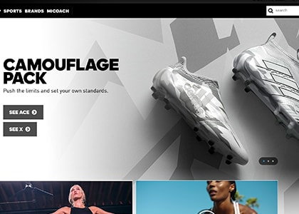 Adidas Promo Codes | Coupons | Offers