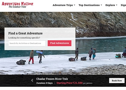 Adventure Nation Promo Codes | Coupons | Offers