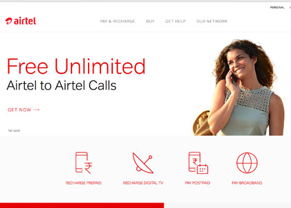Airtel Recharge Promo Codes | Coupons | Offers