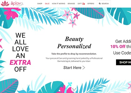 Aplava Promo Codes | Coupons | Offers