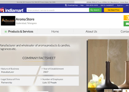 Aroma Shop Promo Codes | Coupons | Offers