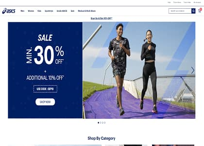 Asics Promo Codes   Coupons   Offers