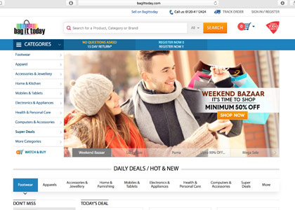Bag It Today Promo Codes | Coupons | Offers