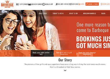 Barbeque Nation Promo Codes | Coupons | Offers