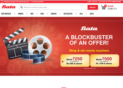 Bata Promo Codes | Coupons | Offers