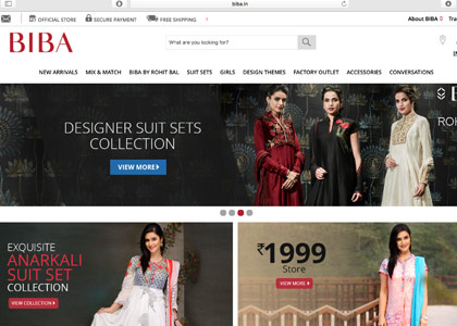 BIBA Promo Codes | Coupons | Offers