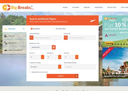 Bigbreaks Promo Codes | Coupons | Offers