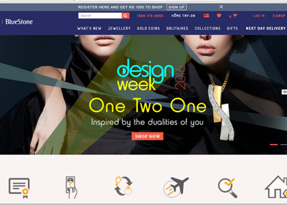 BlueStone Promo Codes | Coupons | Offers
