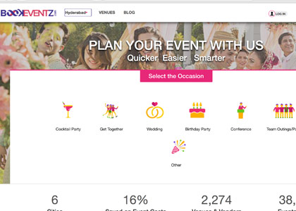BookEventz Promo Codes | Coupons | Offers