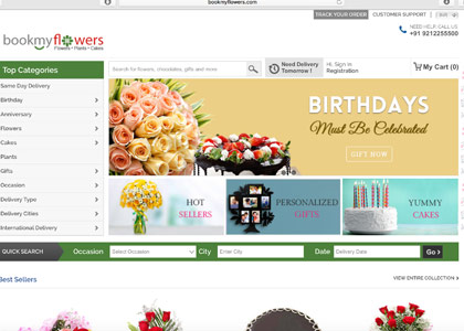 Bookmyflowers Promo Codes | Coupons | Offers