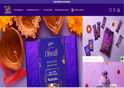 Cadbury Promo Codes | Coupons | Offers