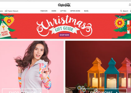 Chumbak Promo Codes | Coupons | Offers