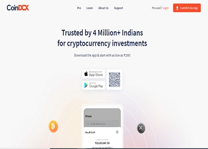 CoinDCX Promo Codes   Coupons   Offers
