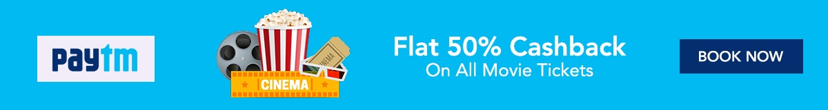 Paytm Movies Coupons