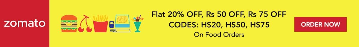 zomato offers