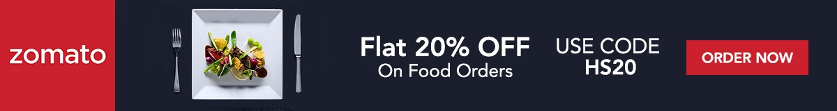 Zomato coupons