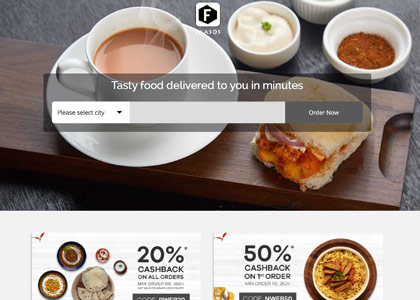 Faasos Promo Codes | Coupons | Offers