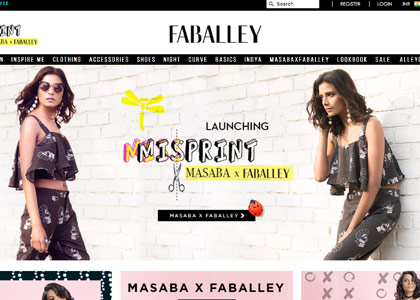 FabAlley Promo Codes | Coupons | Offers