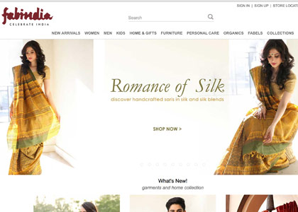 Fabindia Promo Codes | Coupons | Offers