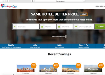 Findmystay Promo Codes | Coupons | Offers