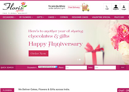 Florist Xpress Promo Codes | Coupons | Offers