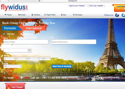 Flywidus Promo Codes | Coupons | Offers