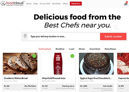 FoodCloud Promo Codes | Coupons | Offers