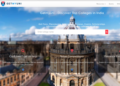 Getmyuni Promo Codes | Coupons | Offers