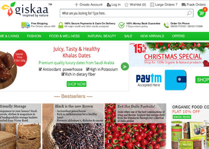 Giskaa Promo Codes | Coupons | Offers