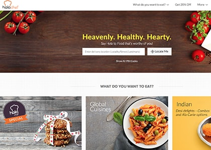 Holachef Promo Codes | Coupons | Offers