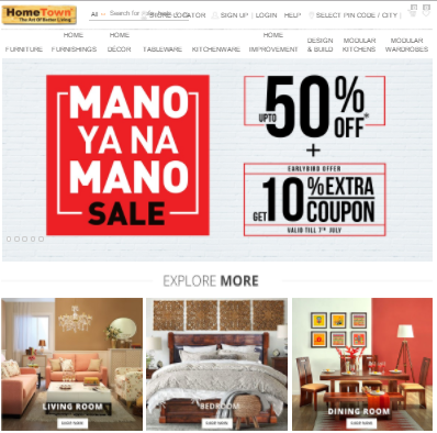 Hometown Promo Codes   Coupons   Offers