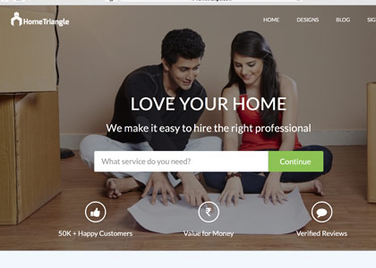 HomeTriangle Promo Codes | Coupons | Offers