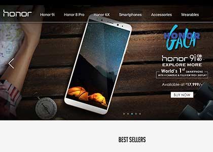 Honor Promo Codes | Coupons | Offers