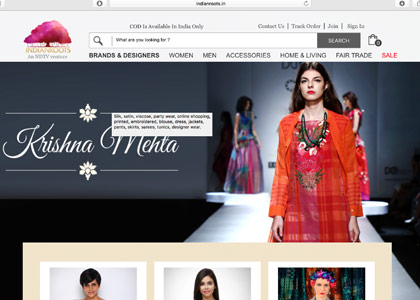 Indianroots Promo Codes | Coupons | Offers