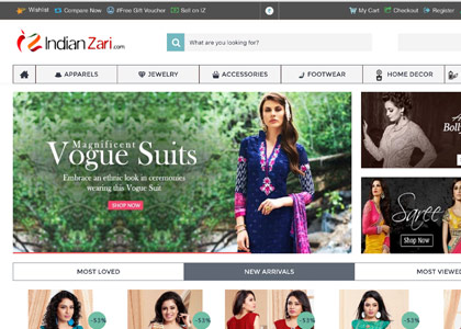 Indianzari Promo Codes | Coupons | Offers