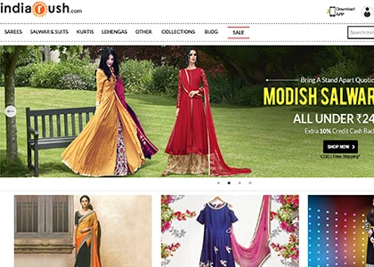 IndiaRush Promo Codes | Coupons | Offers
