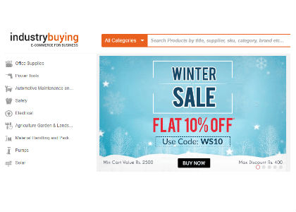 Industrybuying Promo Codes | Coupons | Offers