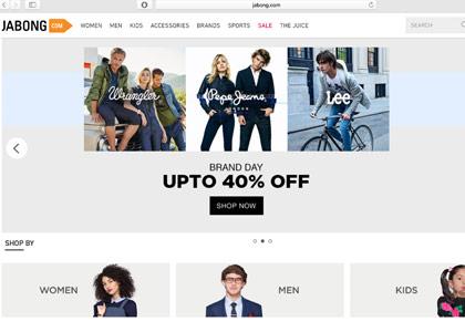 Jabong Promo Codes | Coupons | Offers