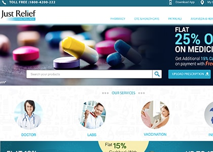 Just Relief Promo Codes | Coupons | Offers