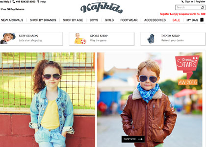 Kapkids Promo Codes | Coupons | Offers