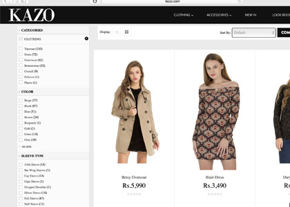 Kazo Promo Codes | Coupons | Offers