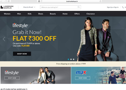 LandmarkShops Promo Codes | Coupons | Offers