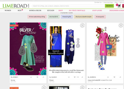 Limeroad Promo Codes | Coupons | Offers