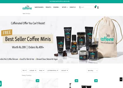 mcaffeine Promo Codes | Coupons | Offers