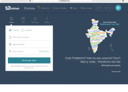 MobiKwik Promo Codes | Coupons | Offers